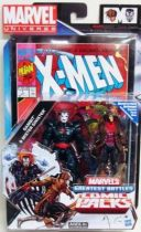 Marvel Universe Comic Pack - X-Men #1 - Gambit & Mister Sinister