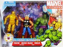 Marvel Universe Multi-Pack - Classic Avengers : Thor, Iron Man, Hulk, Ant-Man, Wasp