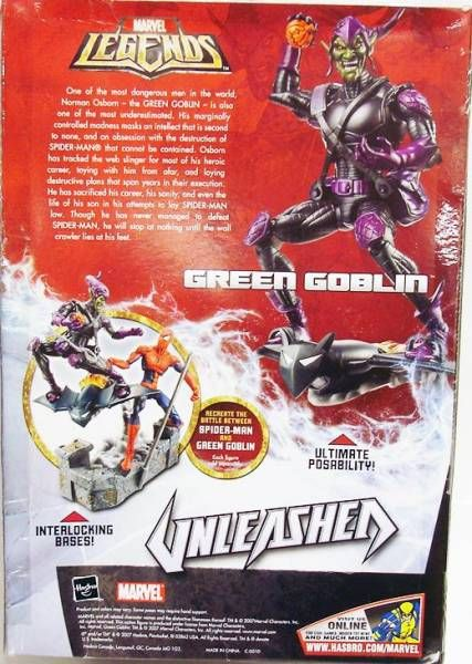 Marvel Unleashed - Green Goblin