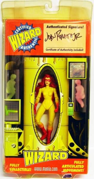 Marvel Wizard Exclusive - Firestar