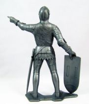 Marx Toys - Moyen-Age - Chevalier Médiéval Piéton #1 02