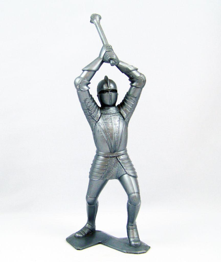 Marx Toys - Moyen-Age - Chevalier Médiéval Piéton #3 01