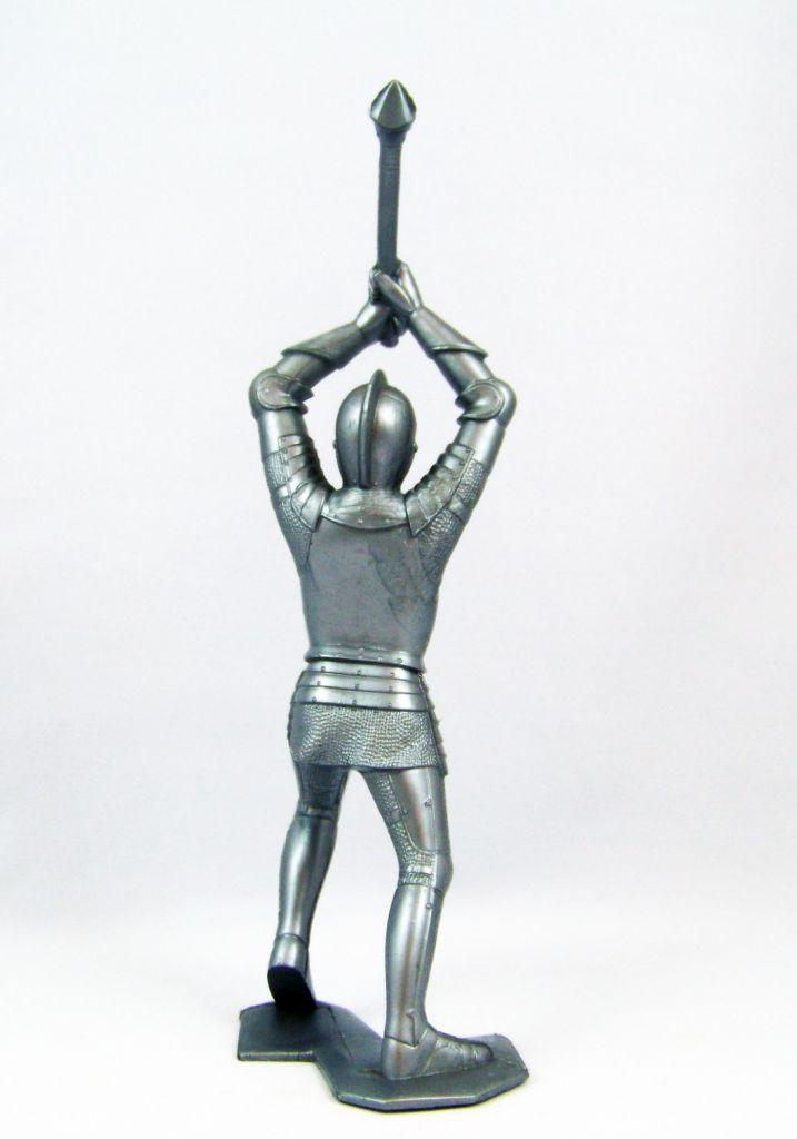 Marx Toys - Moyen-Age - Chevalier Médiéval Piéton #3 02