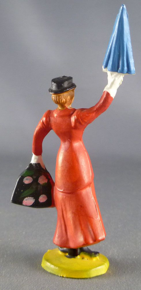 Mary Poppins - Figurine Jim - Mary Poppins (version rouge)