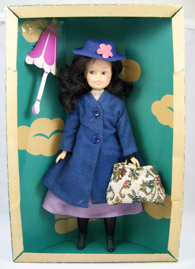 Mary Poppins - Poupée Horsman Doll 1973 05