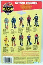 M.A.S.K. - Action Figures - Alex Sector & Buddie Hawks