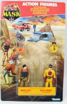 M.A.S.K. - Action Figures - Bruce Sato & Brad Turner