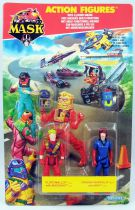 M.A.S.K. - Action Figures - Floyd Malloy & Vanessa Warfield
