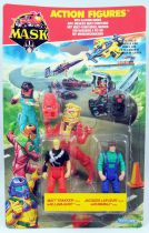 M.A.S.K. - Action Figures - Matt Trakker & Jacques Lafleur