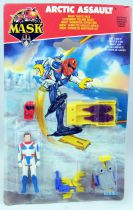 M.A.S.K. - Adventure Pack - Arctic Assault (with Calhoun Burns)
