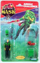 M.A.S.K. - Adventure Pack - Jungle Challenge (with Matt Trakker)
