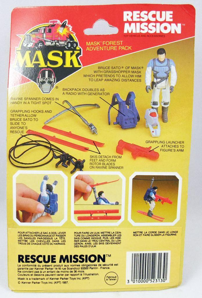 M.A.S.K. - Adventure Pack - Rescue Mission (avec Bruce Sato)