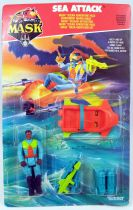 M.A.S.K. - Adventure Pack - Sea Attack (avec Hondo MacLean)