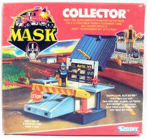 M.A.S.K. - Collector with Alex Sector (loose with box)