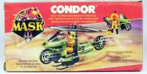 M.A.S.K. - Condor avec Brad Turner (loose avec boite)