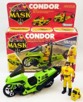 M.A.S.K. - Condor with Brad Turner (loose with box)