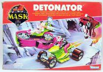 M.A.S.K. - Detonator with Jacques Lafleur & Hologram (Europe)