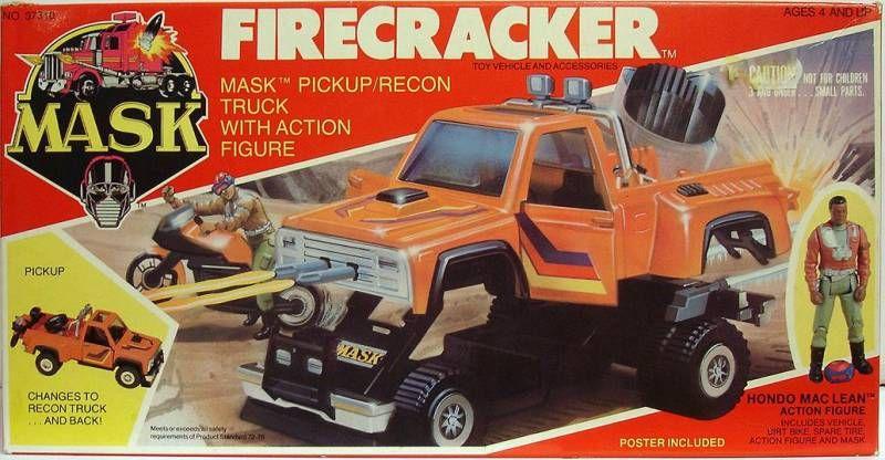 M.A.S.K. - Firecracker (U.S.A.)