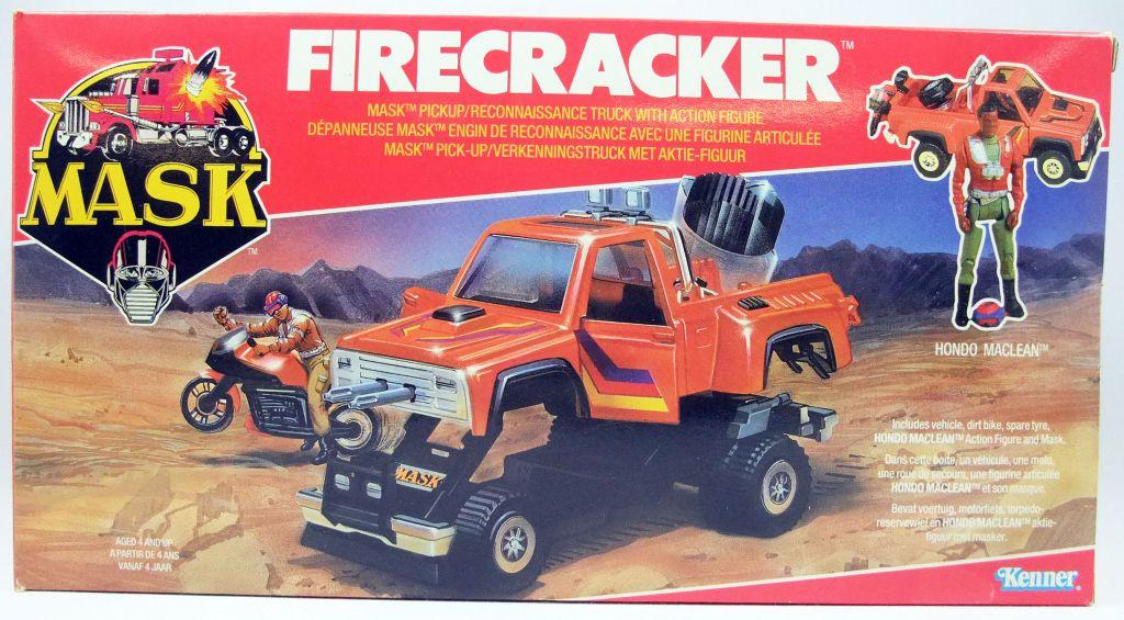 M.A.S.K. - Firecracker avec Hondo MacLean (Europe)