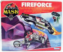 M.A.S.K. - Fireforce avec Julio Lopez & Hologramme (Europe)