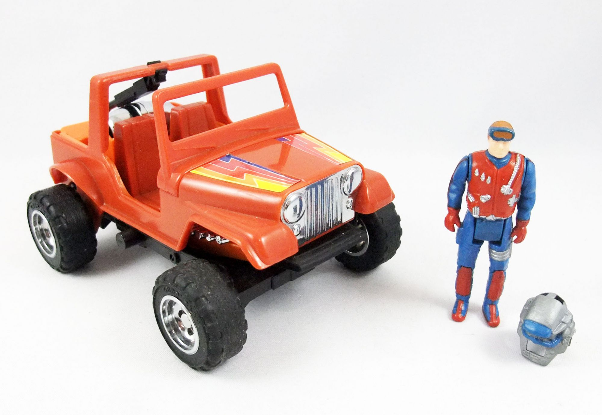M.A.S.K. - Gator with Dusty Hayes (loose)
