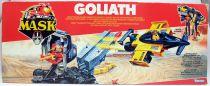 M.A.S.K. - Goliath avec Matt Trakker & Nevada Rushmore (Europe)