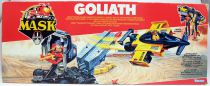 M.A.S.K. - Goliath avec Matt Trakker & Nevada Rushmore (Europe)