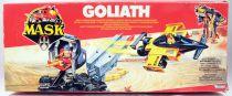M.A.S.K. - Goliath avec Matt Trakker & Nevada Rushmore (loose avec boite)