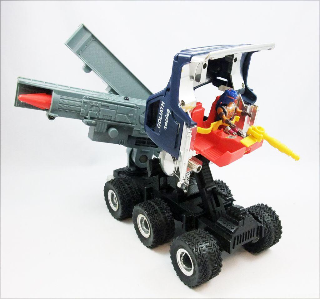 M.A.S.K. - Goliath Truck avec Nevada Rushmore (loose)