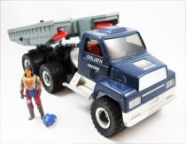 M.A.S.K. - Goliath Truck with Nevada Rushmore (loose)