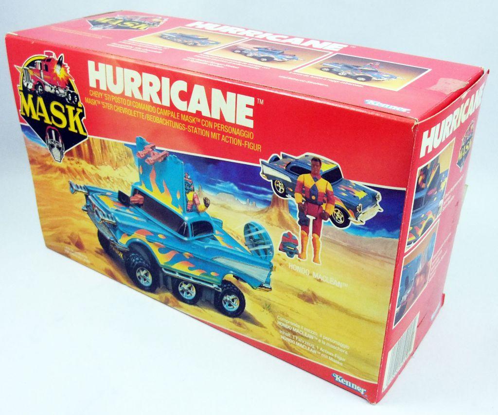 M.A.S.K. - Hurricane avec Hondo MacLean (Europe)