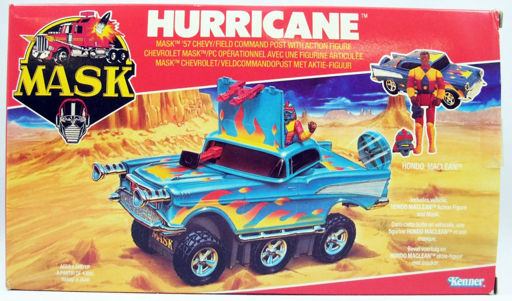 M.A.S.K. - Hurricane with Hondo MacLean (Europe)