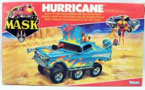 M.A.S.K. - Hurricane with Hondo MacLean (loose with box)