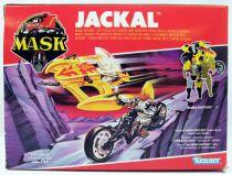 M.A.S.K. - Jackal with Bruno Sheppard & Hologram (Europe)