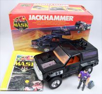 M.A.S.K. - Jackhammer with Cliff Dagger (loose with box)
