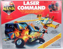 M.A.S.K. - Laser Command : Hornet & Ratfang avec Matt Trakker & Miles Mayhem (Europe)