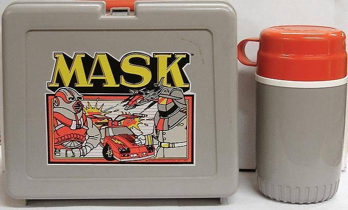 M.A.S.K. - Lunch box