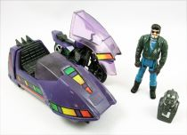 M.A.S.K. - Piranha with Sly Rax (loose)