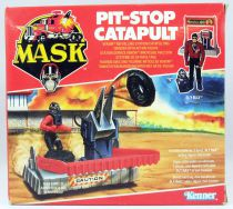 M.A.S.K. - Pit-Stop Catapult with Sly Rax (Europe)