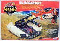 M.A.S.K. - Slingshot with Ace Riker (Europe)