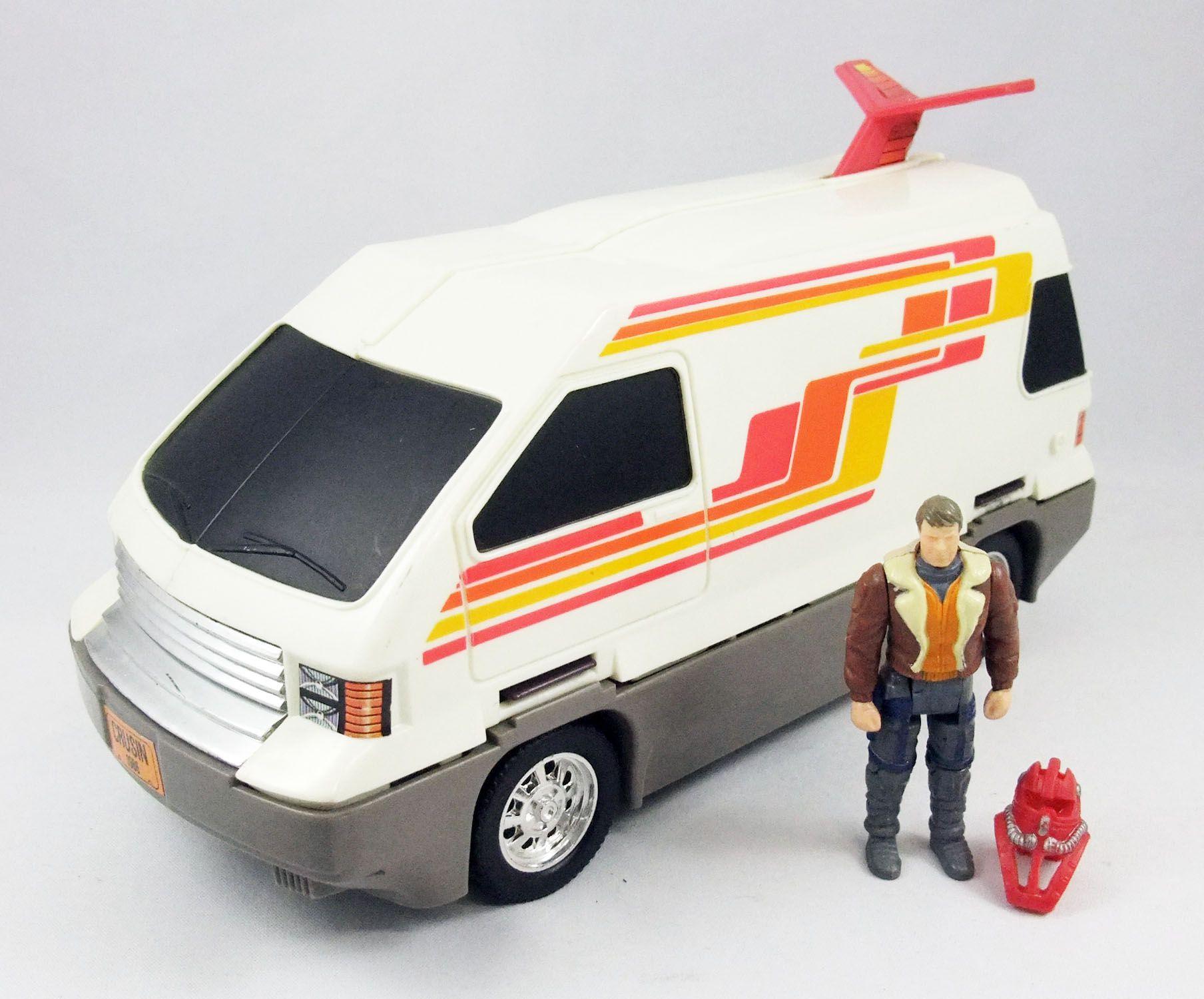 M.A.S.K. - Slingshot with Ace Riker (loose)