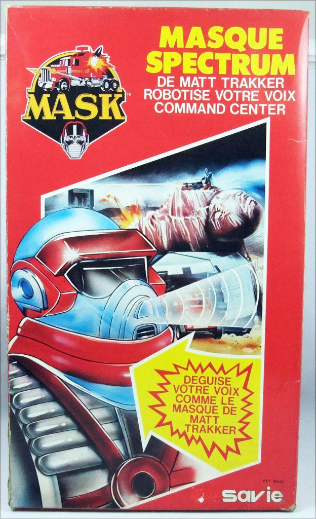 M.A.S.K. - Spectrum Mask - Savie (mint in box)