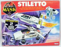 M.A.S.K. - Stiletto avec Gloria Baker & Hologramme (Europe)