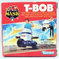 M.A.S.K. - T-Bob avec Scott Trakker (Europe)