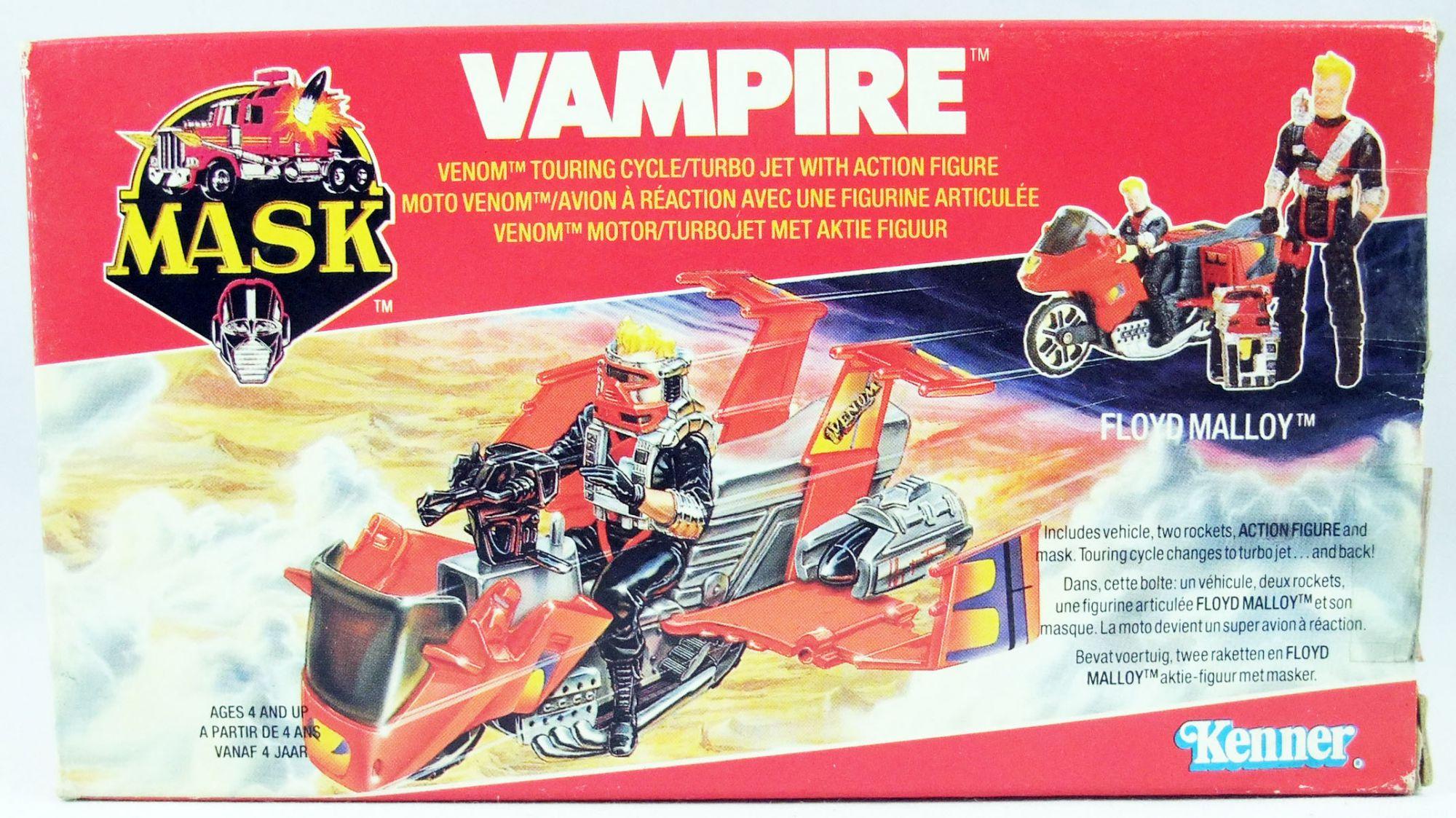 Mask Vampire Vehicle 1985