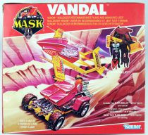 M.A.S.K. - Vandal with Floyd Malloy & Hologram (Europe)