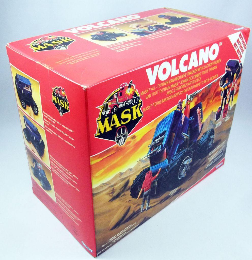 M.A.S.K. - Volcano avec Jacques Lafleur & Matt Trakker (Europe)