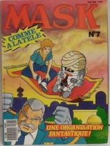 MASK Monthly issue 7 - NERI