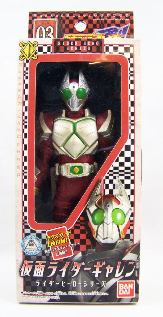 Masked Rider Blade - Bandai - Masked Rider Garren #3 01