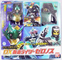 Masked Rider Den-O - DX Kamen Rider Zeronos - Bandai